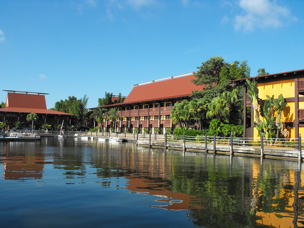 Walt Disney World Resort Hotels and Campground