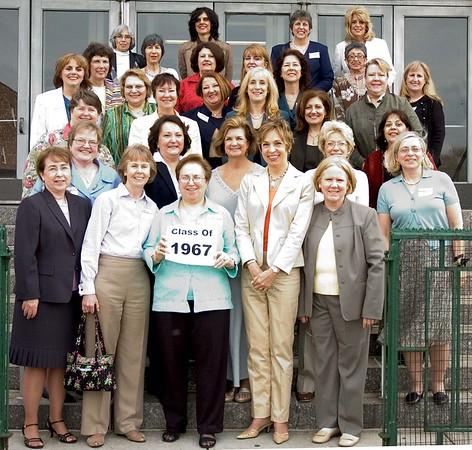 Reunion April 2007