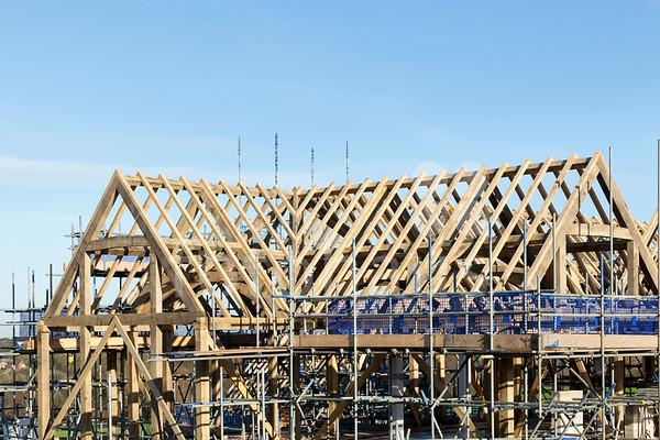Beaverbrook Cherkley Court - progress photos