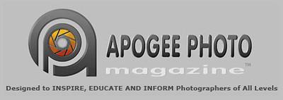 My Story in Apogee Photo Magazine