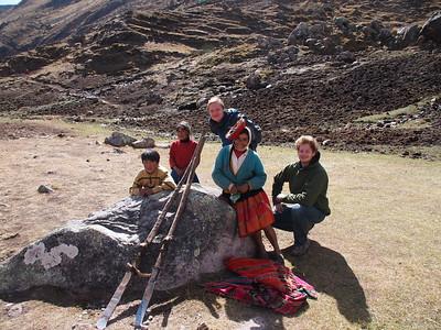 Michiel Peru en Bolivia