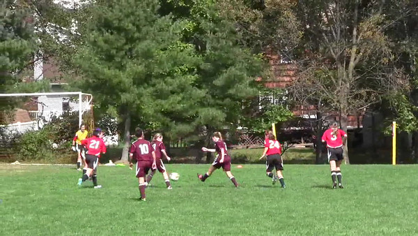 Video vs Hillsborough, Fall 2012