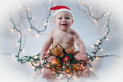 First Christmas 2013