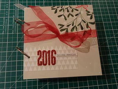 Christmas Journal 2016