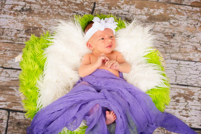 Elizabeth Newborn Photos