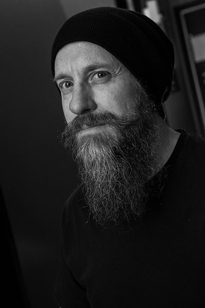 Todd Portrait