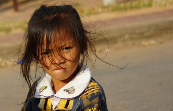 Cambodia IV (Distinct Faces)
