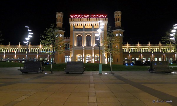 2016-05 Polska, Gliwice and Wroclaw