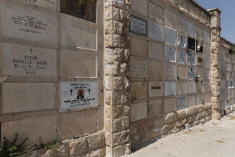 Jewish burial tombs
