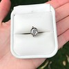 .73ct Late Victorian Antique Cushion Cut Collet Component 3