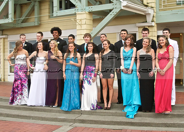 Blaine High School Prom - 2012