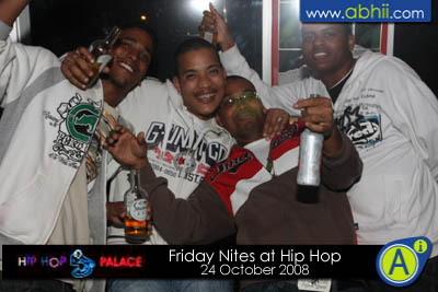 Hip Hop - 24th October 2008