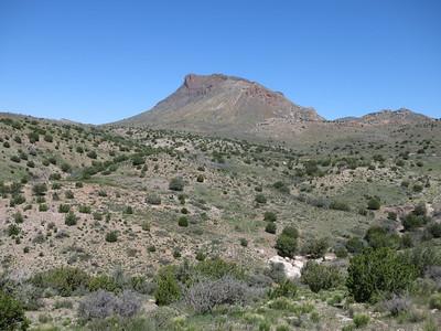 Summit Mtns, AZ & NM - Mar. 28, 2020