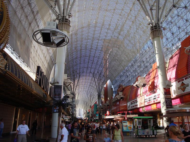 The original downtown Las Vegas.