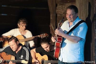 Jazz-Gitarren Workshop Martin Spitzer