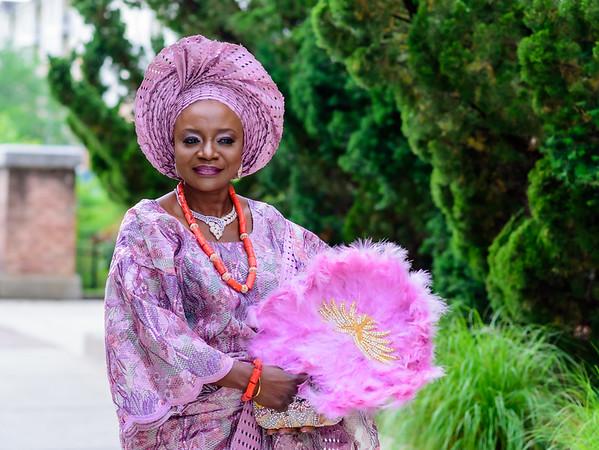 Funmi Olugbemi @60