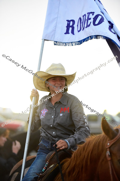 Camas County Rodeo - July 12