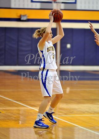 Muhlenberg VS Wilson Girls Basketball 2010 - 2011