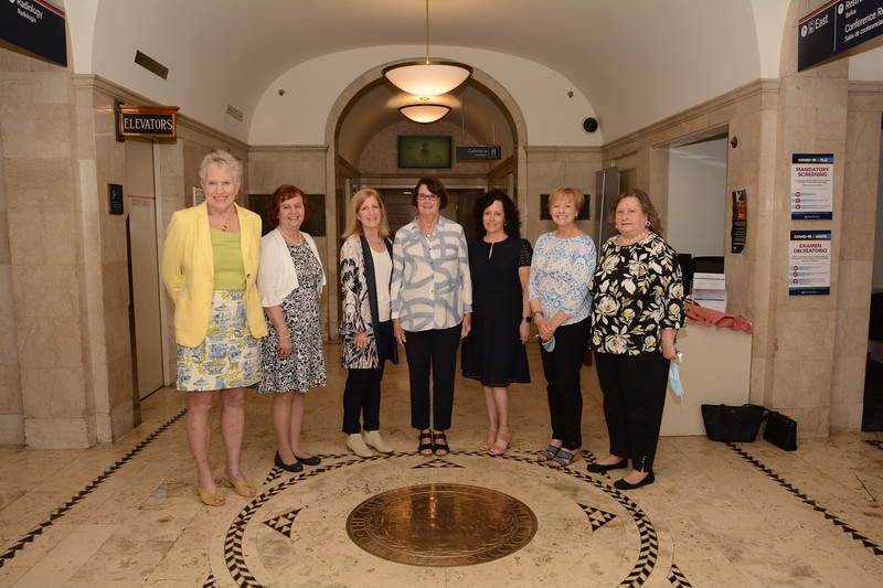 Women's Auxiliary Induction: May 5th, 2021