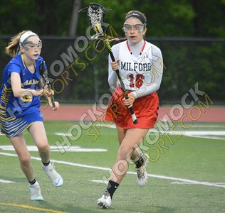 Milford - Assabet Valley Girls Lacrosse 5-22-18