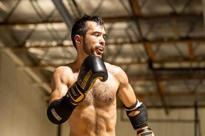Jack vs Barber - Muay Thai Fight Night