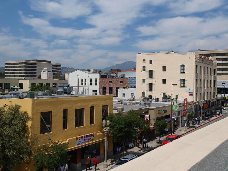A few shots around Pasadena. E-3
