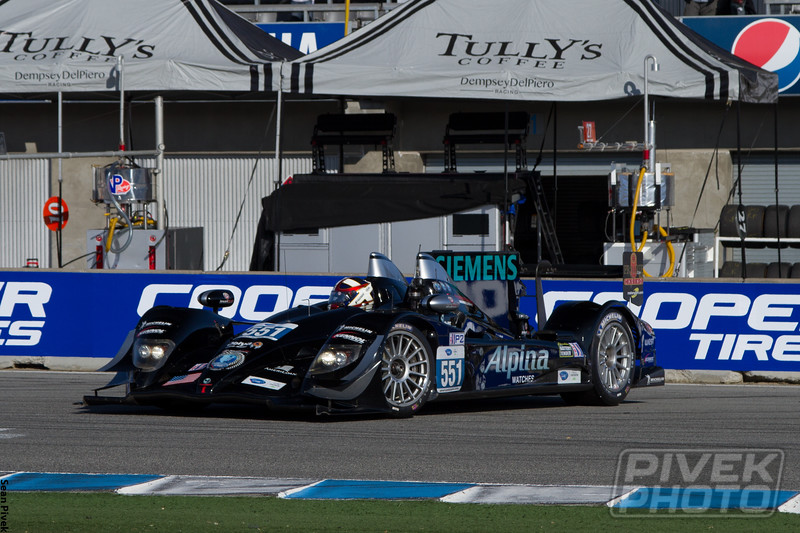 Franchitti would recover to put the car on P2 pole though.