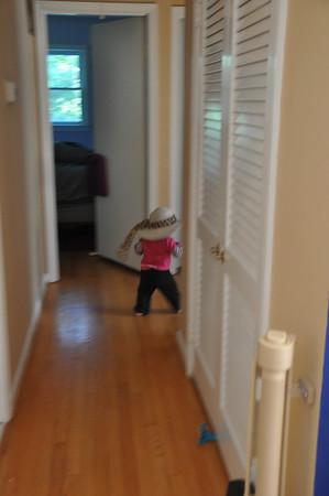Evie October 2010
