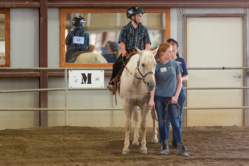 PARK CITY, UT - August 20, 2016:  National Ability Center Horse Show (Photo by Don Cook)