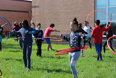 2019 Campbell Elementary Field Day