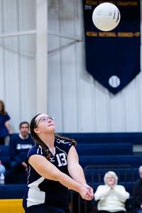Academy Volleyball Parents' Night 2019
