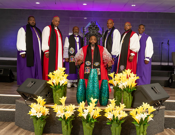 Rivers Flow Fellowship of Churches Holy Convocation  (Thursday)