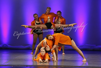 Erin's Dance Club 2017 Recital Action Photos Show 2