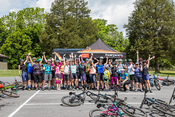 Panther Creek Joy Ride and Pizza Party 20180519