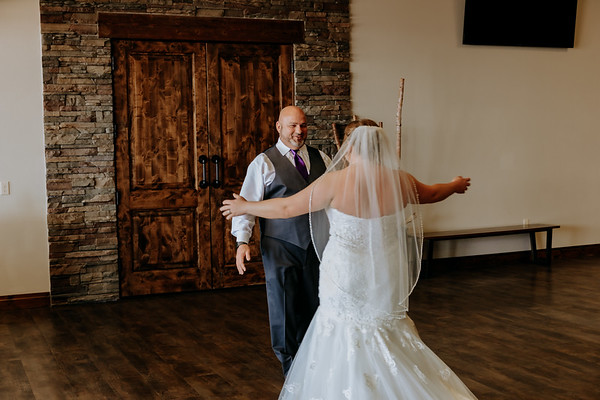 First See w/ Bride's Dad