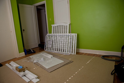 Assembling Baby Furniture