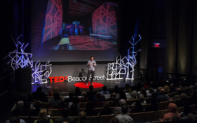 TEDxBeaconStreet @WGBH by Dave Rezendes
