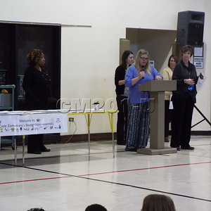 Literacy Night/Award Assembly
