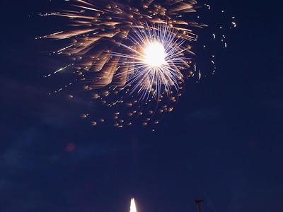 July 4, 2002 Cedar Park Fireworks