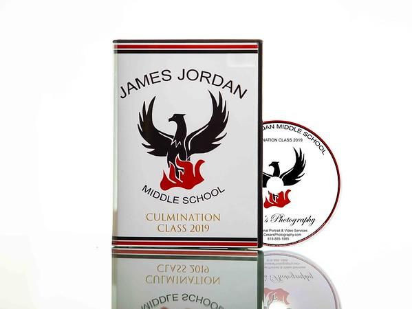 James Jordan Culmination DVD 2019