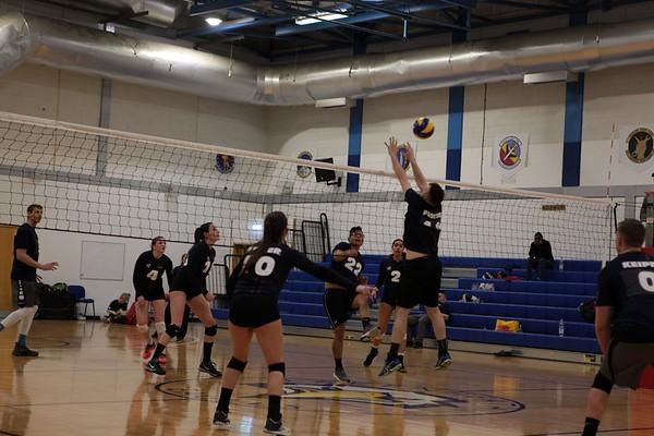 USAFE Volleyball