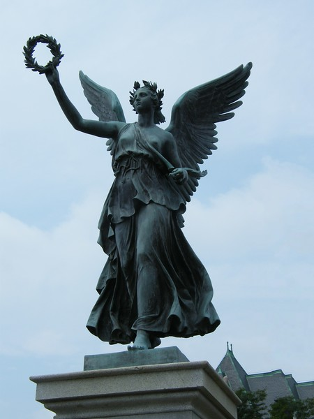 Victory Monument ~ near City Hall ~ Lowell, MA
