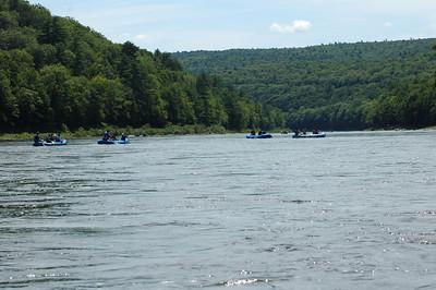 August 2009 Canoe Trip