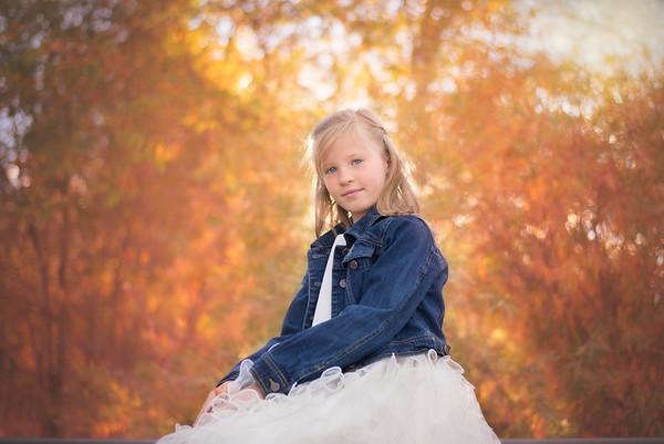 Child and HS Senior Portraits