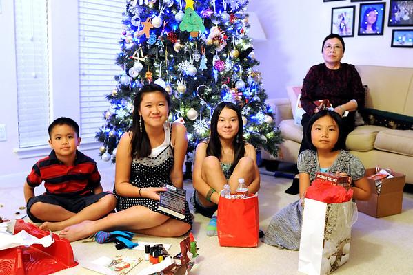 Christmas 2012 Vo Family