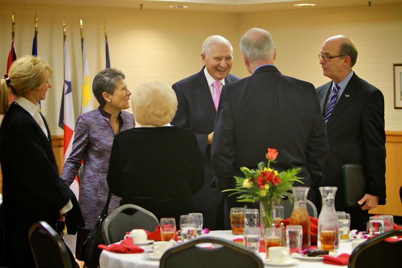 Event Honoring GWU Trustee Wade Shepherd.