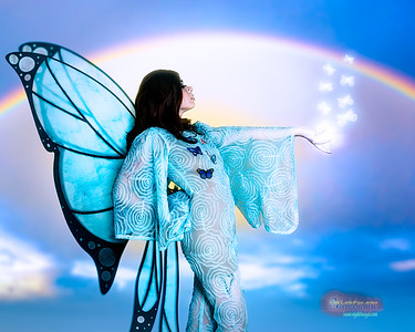 Cosplay of Angels, Faerie, Demons and Devils