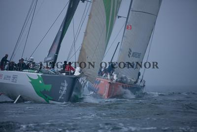 Boston Volvo Ocean In-Port Race #2
