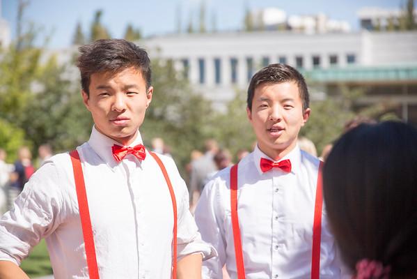 SLC Temple - Wedding Photos