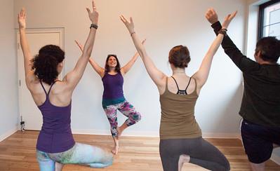 Heart Shaped Yoga